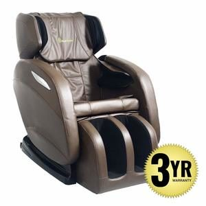 5 Shiatsu Recliner Full Body Zero Gravity Massage Chair