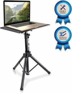 6. Universal Laptop Projector Tripod Stand