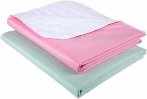 #7. PharMeDoc Reusable Bed Pad. 100% Waterproof, Machine Washable