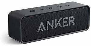 1. Anker Soundcore Bluetooth Speaker with Loud Stereo Sound