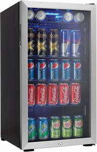 1. Danby 120 Can Beverage Center