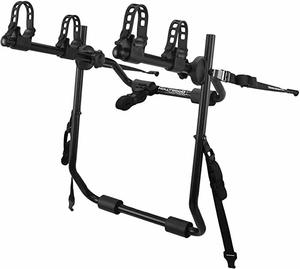 1. Hollywood Racks Express Trunk Mounted Bike Rack