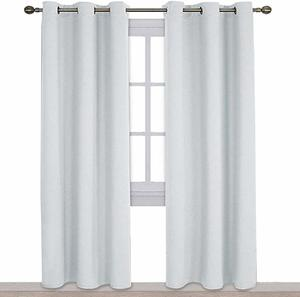 1. NICETOWN Thermal Insulated Room Darkening Curtains