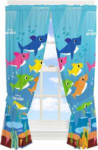 10. Franco Kids Room Window Curtain Panels