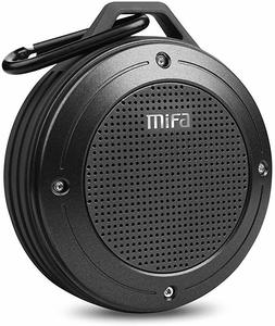 11. MIFA F10 Portable Speaker with Enhanced 3D Stereo Bass Sound