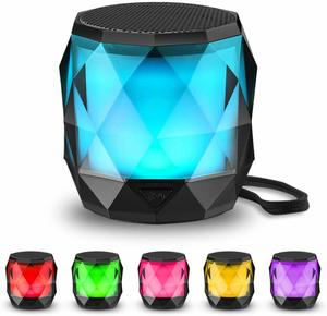 12. LFS Night Light Wireless Speaker