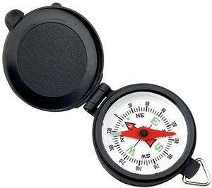 2. Coleman Pocket Compass