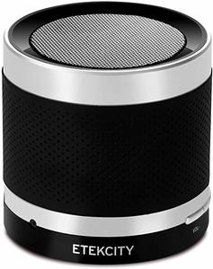 2. Etekcity Portable USB Speaker with High-Def Stereo Sound