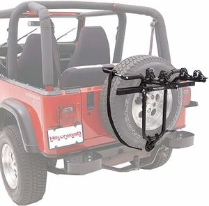 2. Hollywood Racks SR1 Spare Tire Rack