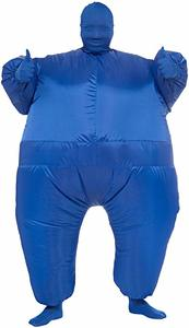 2. Rubie's Costume Inflatable Full Body Suit Costume