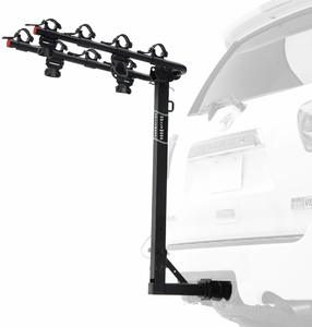3. Hollywood Racks Traveler Hitch Mounted Bike Rack