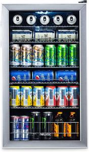 3. NewAir Beverage Cooler and Refrigerator