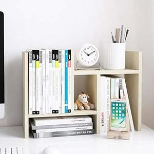 5. Jerry & Maggie - Desktop Organizer Office Storage Rack