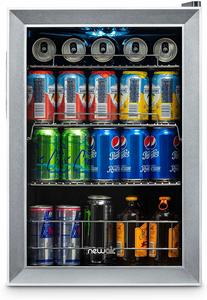 5. NewAir AB-850 Beverage Cooler and Refrigerator