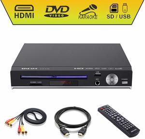 8. Sindave Compact DVD Players for TV Region Full HD