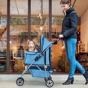 #1 BestPet New Pet Stroller
