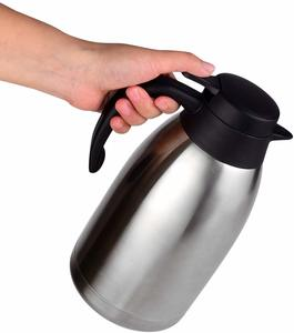 #1. 68 Oz Stainless Steel Double Walled Vacuum Thermal Coffee