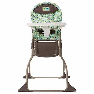 1. Cosco Simple Fold High Chair with 3-Position Tray