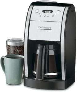 #1. Cuisinart DGB-550BKP1 12 Cup Grind and Brew Automatic Coffeemaker