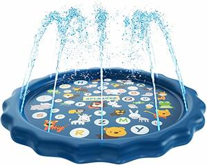 1. SplashEZ 3-in-1 Sprinkler for Kids