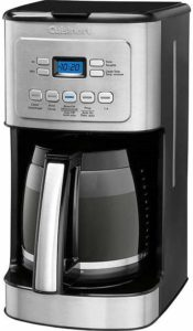 #10 Cuisinart 14-Cup Stainless Steel Coffeemaker