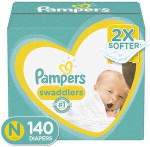 10. Diapers Newborn / Size 0 (< 10 lb)