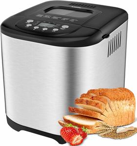 #11 Aicok Automatic Bread Maker