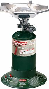#2 Coleman Portable Bottletop Propane Gas Stove