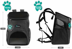 #2 PetAmi Premium Pet Carrier Backpack