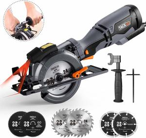 #2 TACKLIFE Circular Saw with Metal Handle