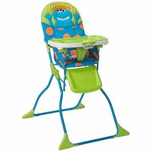 2. Cosco Simple Fold Deluxe High Chair