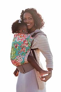 2. Tula Ergonomic Carrier, Bliss Bouquet-Toddler Size