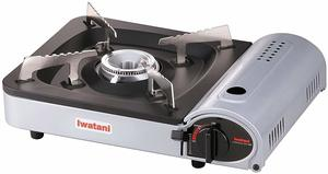 #3 Iwatani Corporation of America Butane Stove Burner