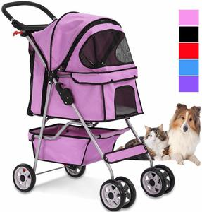 #3 Wheels Pet Stroller