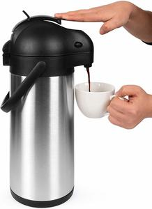 #3. 101 Oz (3L) Airpot Stainless Steel Insulated Thermal Coffee Carafe