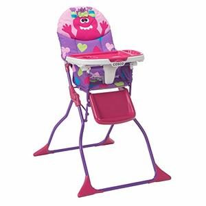 3. Cosco Simple Fold Deluxe High Chair