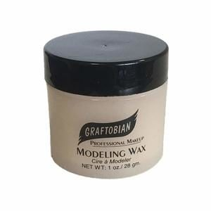 #3. Graftobian Modeling Scar Wax 1 oz Flesh Color