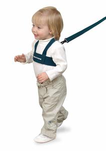 3. Toddler Leash & Harness for Child Safety (Blue)