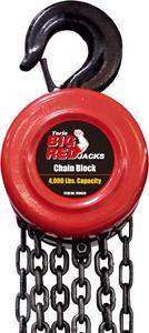 #3. Torin Big Red TR9020 Hand Lift Manual Steel Chain Block Hoist