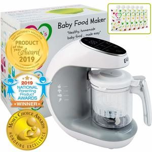 4. Baby Food Processor -Blender Grinder Steamer
