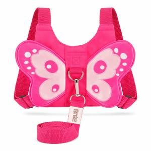 4. EPLAZA Toddler Walking Butterfly Belt Harness