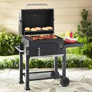 #4. Expert Grill Heavy Duty Charcoal Grill 24-Inch