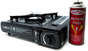 #5 Gas ONE GS-3000 Portable Gas Stove