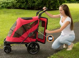 #5 Pet Gear NO-Zip Stroller