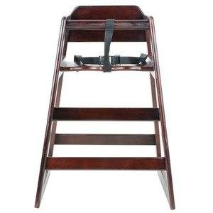 5. Excellante' Wooden High Chair