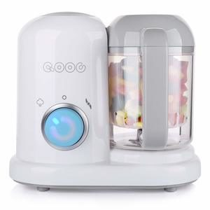 5. QOOC 4-in-1 Mini Baby Food Maker