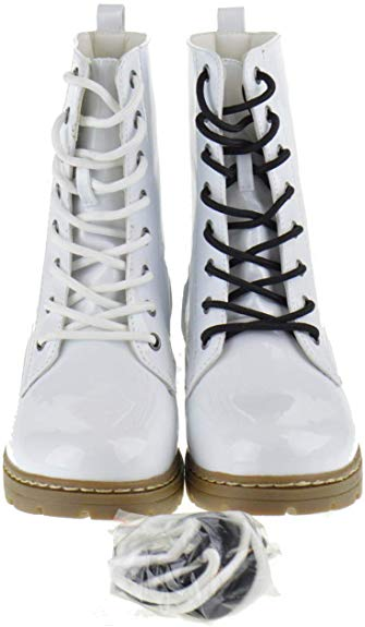 Top 10 Best White Combat Boots in 2020 Reviews
