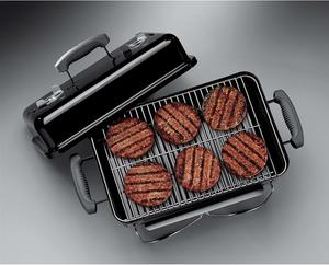 #6 Weber 121020 Charcoal Go-Anywhere Grill