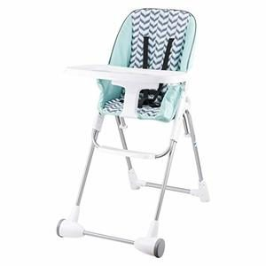 6. Evenflo Symmetry Flat Fold High Chair