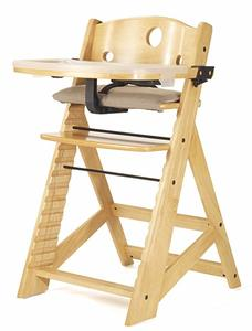 6. Keekaroo Height Right High Chair with Tray